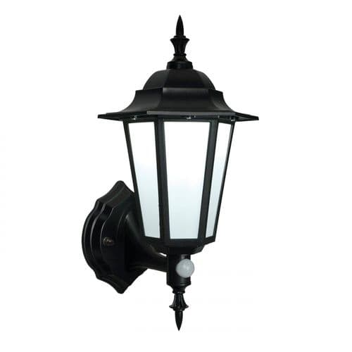 Saxby 54555 Evesham LED PIR Outdoor Wall Light Automatic